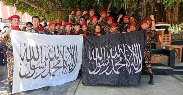 Heboh Anggota Kokam Bawa Bendera HTI, Muhammadiyah Minta Maaf