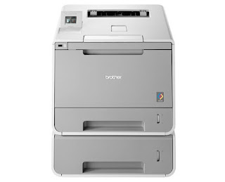 Coloration Laser Printer using duplex printing Brother HL-L9200CDWT Drivers Download, Review