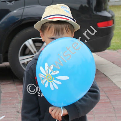 Брендированный воздушный шар