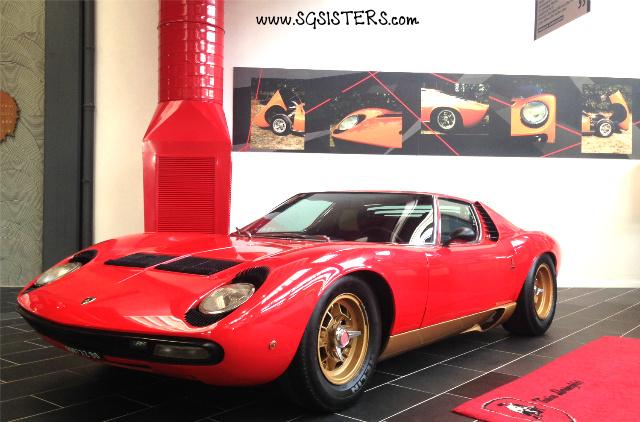 The Mythical Lamborghini Miura SV Which Once Belonged To Ferruccio  Lamborghini