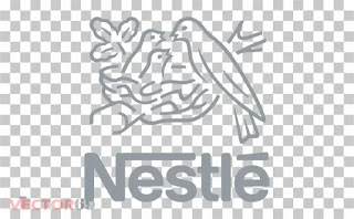 Logo Nestlé - Download Vector File PNG (Portable Network Graphics)