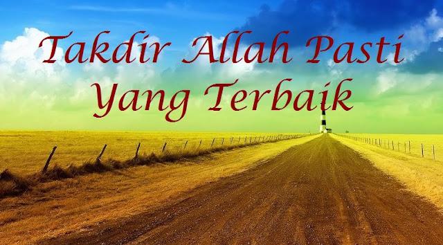 takdir Andrew Hidayat KPK