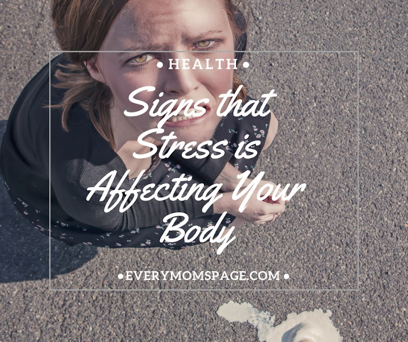Signs that Stress is Affecting Your Body