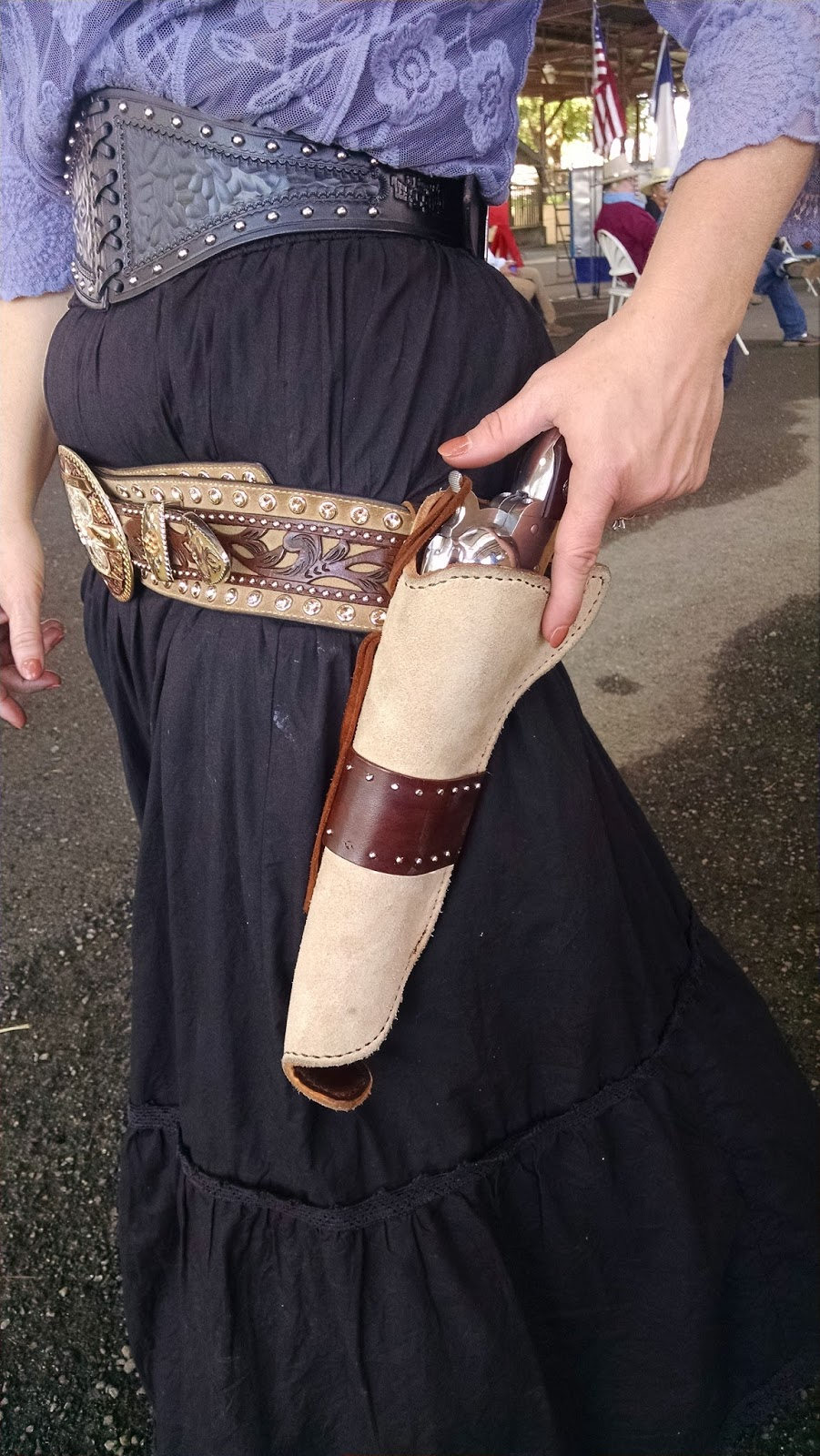 PawPaw's House: The California Holster