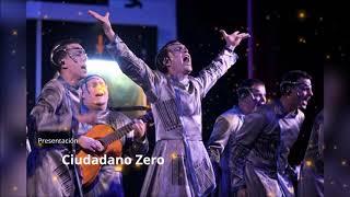 """Presentación con Letra Comparsa """"Ciudadano Zero"""" de Constantino Tovar Verdejo (2012)"""