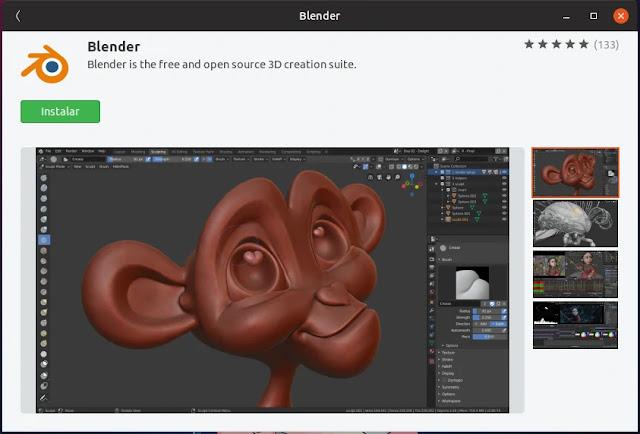 blender-eevee-linux-3d-open-source-modelagem-animação-desenho-maquete-flatpak