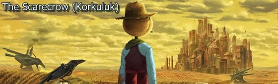 the scarecrow korkuluk