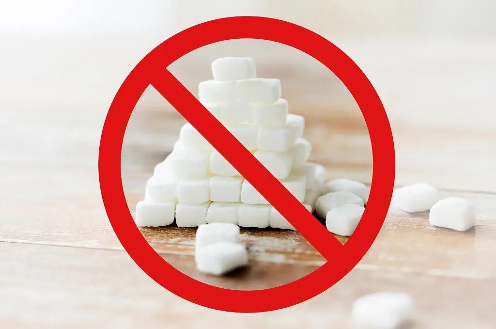 Ingesta reducida de azúcar