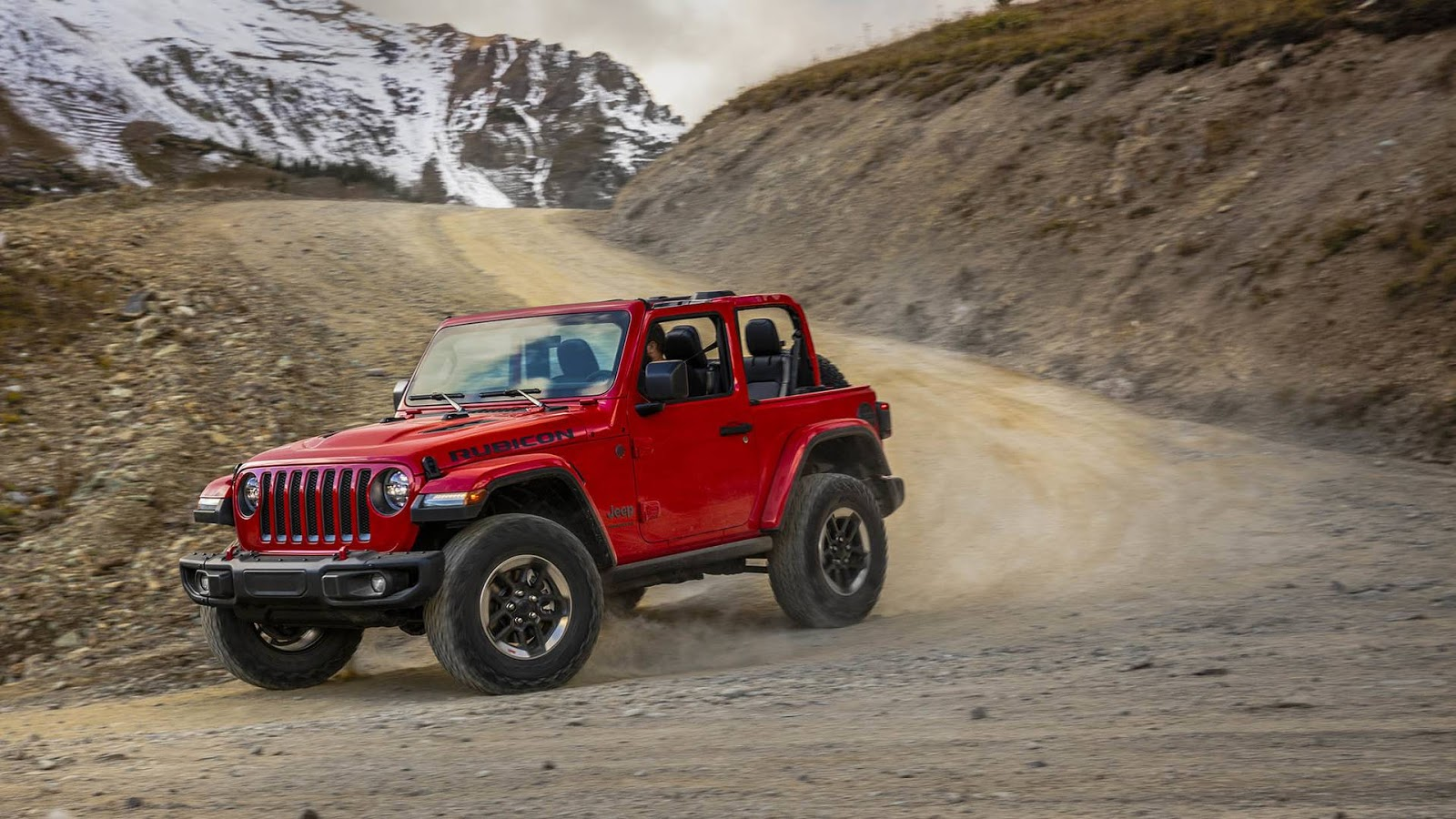 Jeep Boss Says A Plug In Hybrid Wrangler Was Quot Inevitable Quot