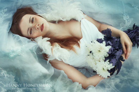 Hanny Honeymoon deviantart fotografia modelo fashion fantasia contos de fada sonhos