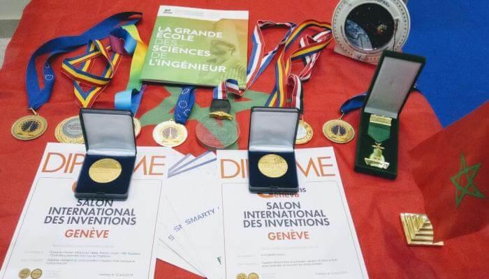 المغرب يحرز معظم جوائز المعرض الدولي للاختراعات بسويسرا