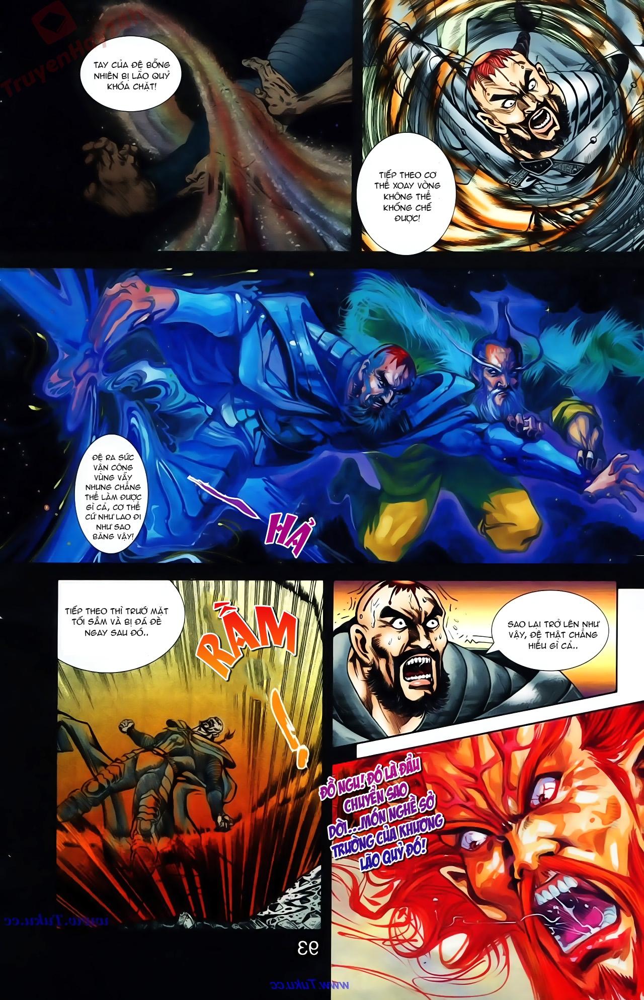 Cơ Phát Khai Chu Bản chapter 75 trang 10