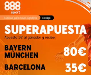 Superapuesta 888sport Bayern v Barcelona 30-12-2020