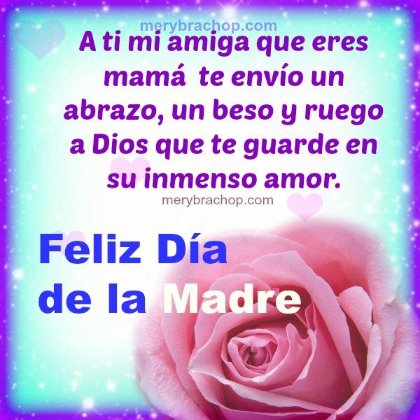 Bellas Frases Cristianas Para Madres Feliz Día con
