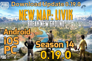 PUBG Mobile 0.19.0 update and Season 14