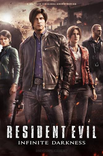 Resident Evil: Infinite Darkness Temporada 1 (Web-DL 1080p Dual Latino / Ingles) (2021)
