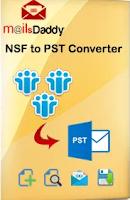 MailsDaddy NSF Converter