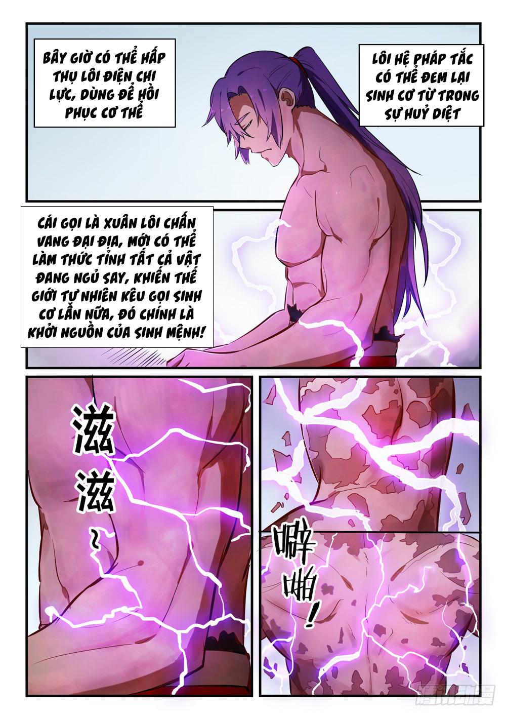 Bách Luyện Thành Thần Chapter 420 video - Hamtruyen.vn
