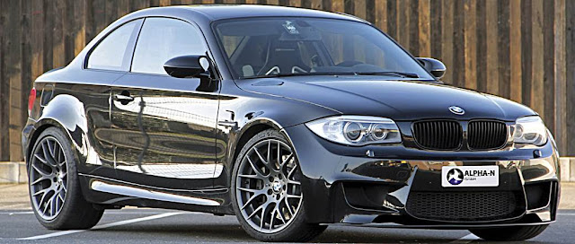 BMW 1 Series M Coupe has Gained an Addition of 224 HP