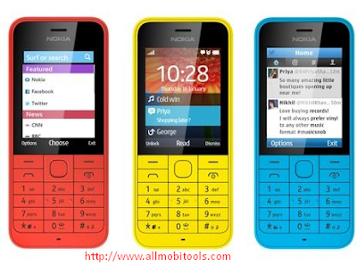 Nokia 220 RM-969 Latest Flash File (Firmware) Free Download