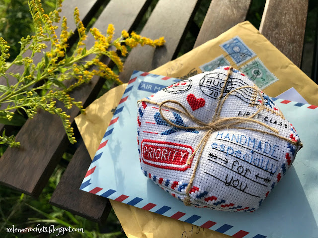 air mail бискорню