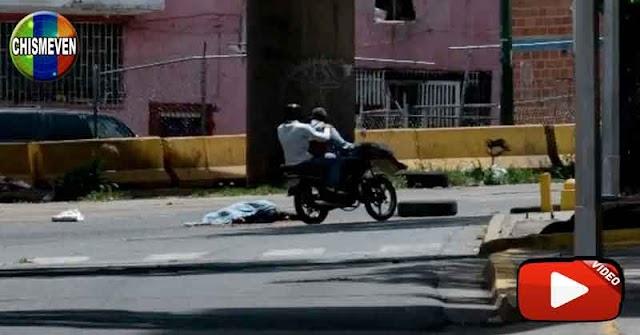 Ya van 8 muertos y 13 heridos por el Show de la Cota 905 y Maduro se burla del pueblo