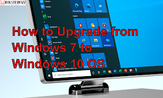 How to Upgrade from Windows 7 to Windows 10 OS