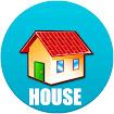 house in spanish