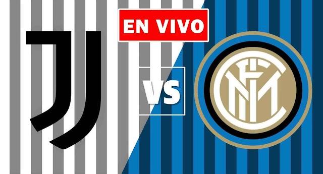 EN VIVO | Juventus vs. Inter de Milán Jornada 37 de la Liga Italiana ¿Dónde ver el partido online gratis en internet?