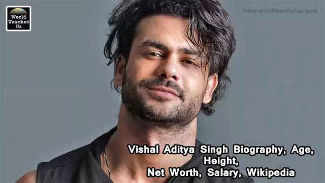 Vishal Aditya Singh Age, Biography, Controversy, Wife, Wiki, Body, Family, TV Shows & More