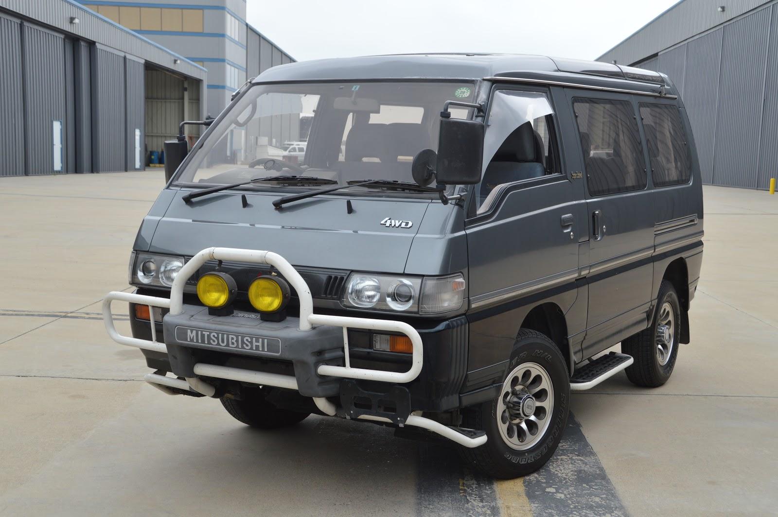 8a667dbb37 Mitsubishi Delica Buyers Guide