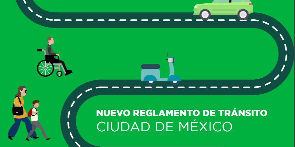 Nuevo reglamento de Transito en CDMX para descargar