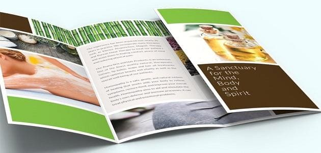 Tips for creating brochures