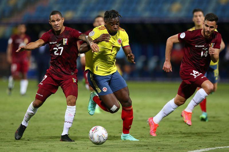 موعد مباراة فنزويلا والإكوادور