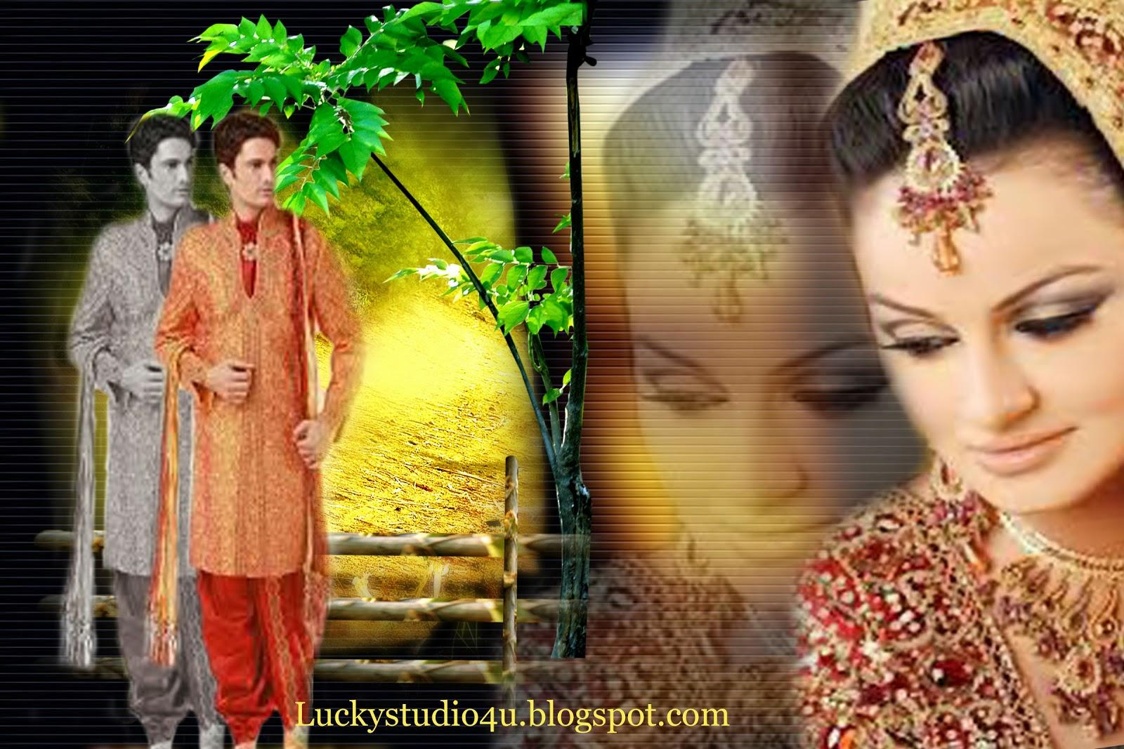 New Wedding Album Design Luckystudio4u