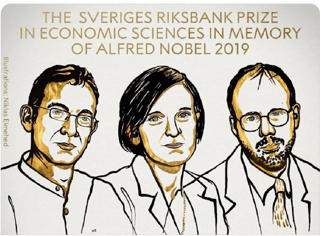 Abhijeet Banerjee of Indian origin gets Nobel Prize for Economics