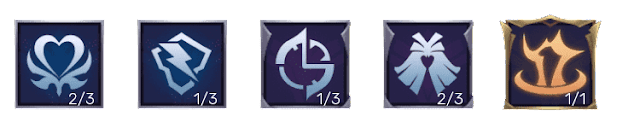 Emblem Tigreal Tersakit dan Terkuat
