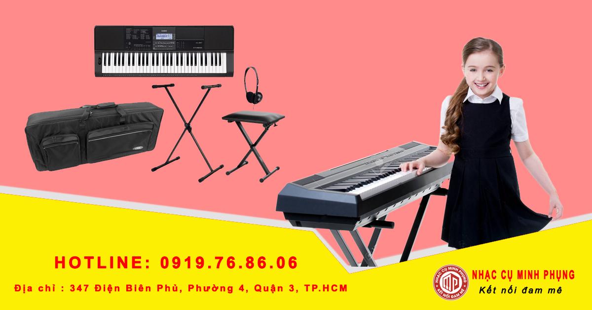 Đại lý đàn organ Yamaha cho bé khi mới học tốt nhất