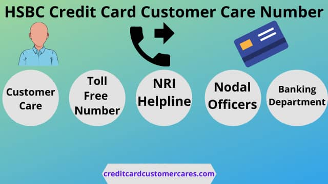 HSBC Credit Card Customer Care