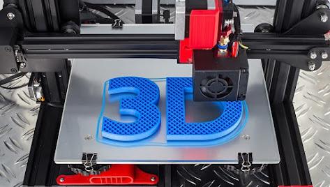 Sejarah Perkembangan Printer 3 Dimensi