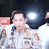 Calon Tunggal Kapolri Pilihan Presiden Jokowi