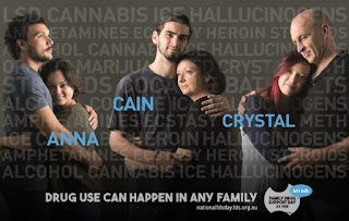 National Family Drug Support Day 2016 Poster