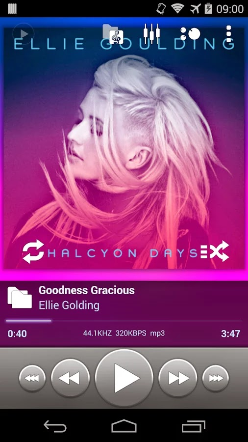 Poweramp Music Player Full v2.0.10-build-572