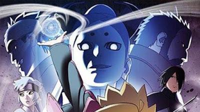 Urashiki - Penjahat Otsutsuki Ketiga