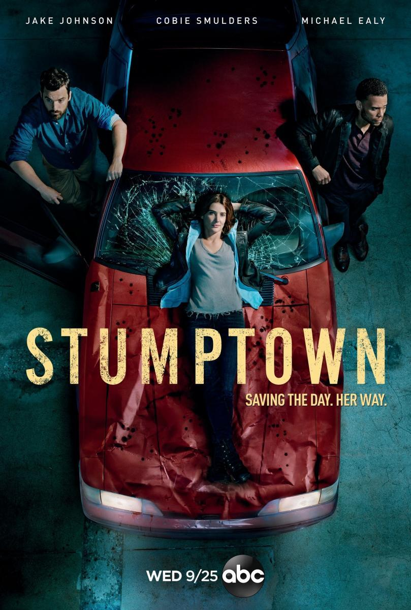 Stumptown Temporada 1 Ingles Subtitulado 720p