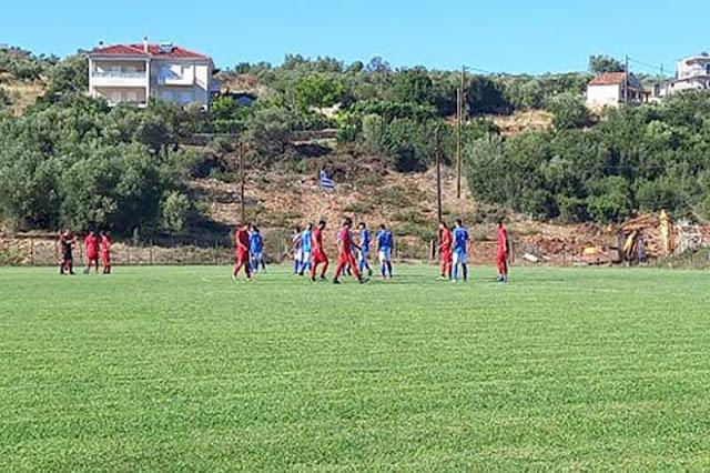 Τον Τηλυκράτη υποδέχτηκε ο Απόλλων Πάργας στο γήπεδο Βαλανιδοράχης σε φιλική αναμέτρηση σήμερα 25 Σεπτεμβρίου 2021 και γνώρισε την ήττα με τελικό σκορ 1-5.