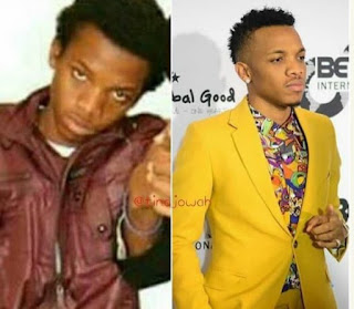 tekno's before and after transformation photo