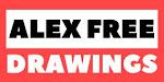 Alex Free Drawings