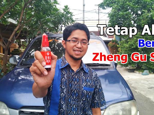 Tetap Aktif Berkat Zheng Gu Shui