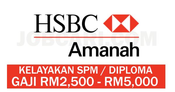 HSBC JOBS